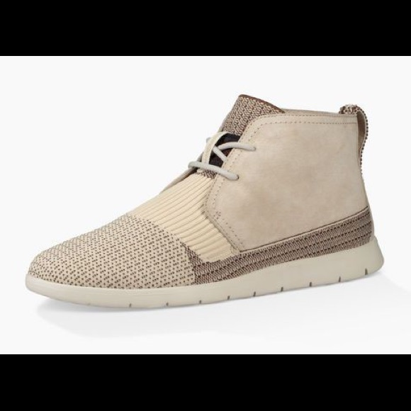 4f2a4283288 NEW UGG MEN FREAMON HYPERWEAVE 2.0 Color: SAND NWT